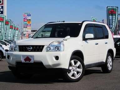 2007 CVT Nissan X-Trail CBA-TNT31