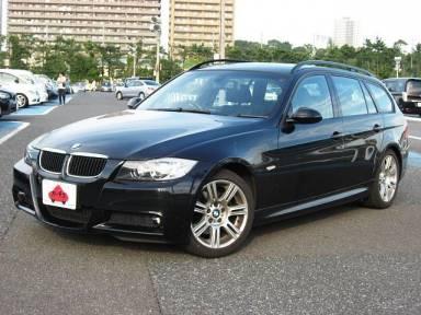 2008 AT BMW 3 Series ABA-VR20