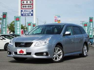 2013 CVT Subaru Legacy DBA-BRM