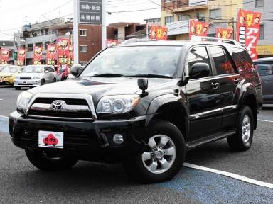 2007 AT Toyota Hilux Surf CBA-TRN215W