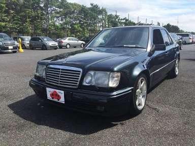 2001 AT Mercedes Benz E-Class -124036-