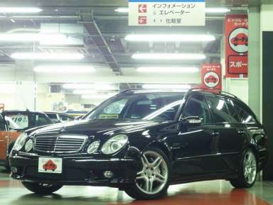 2006 AT Mercedes Benz E-Class DBA-211276