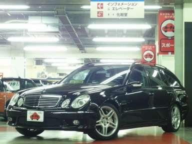 2006 AT Mercedes Benz E-Class DBA-211276