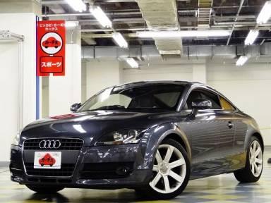 2008 AT Audi TT ABA-8JBWA