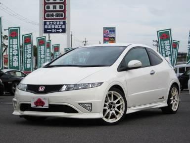 2009 MT Honda Civic ABA-FN2