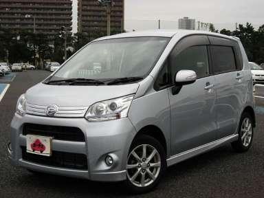 2012 AT Daihatsu Move DBA-LA100S