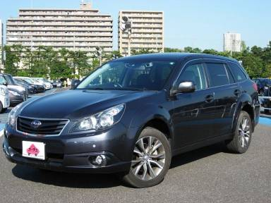 2011 AT Subaru Outback DBA-BR9