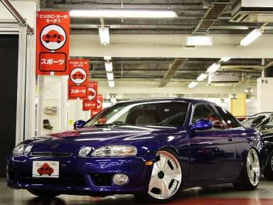 1998 AT Toyota Soarer E-JZZ31