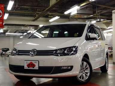 2012 AT Volkswagen Sharan DBA-7NCAV