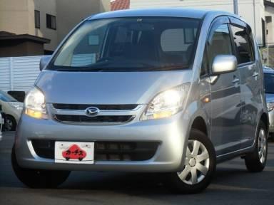 2008 MT Daihatsu Move DBA-L175S