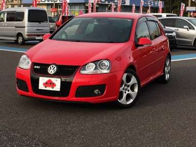 2007 AT Volkswagen Golf ABA-1KAXX