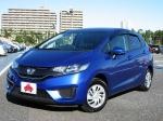 2013 CVT Honda Fit DBA-GK3