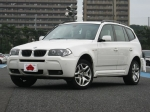 2006 AT BMW X3 GH-PA25
