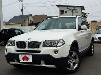 2010 AT BMW X3 ABA-PC25
