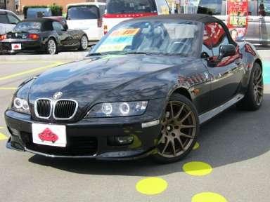 2001 MT BMW Z3 GH-CN22