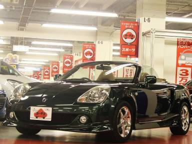 2005 MT Toyota MR-S TA-ZZW30