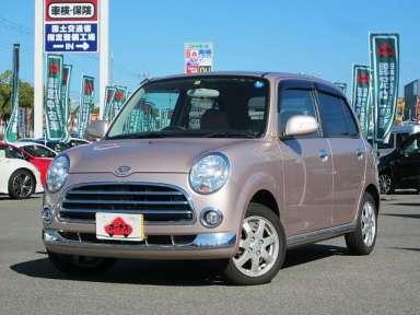 2007 AT Daihatsu Mira DBA-L650S