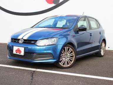 2014 AT Volkswagen Polo DBA-6RCPT
