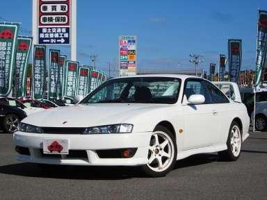 1997 MT Nissan Silvia E-S14