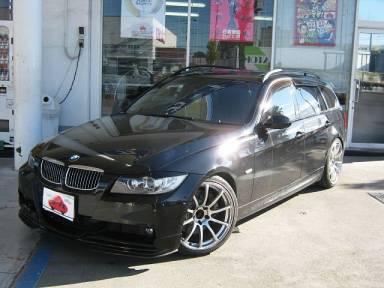 2008 AT BMW 3 Series ABA-VS35