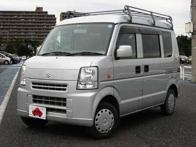 2010 MT Suzuki Every EBD-DA64V