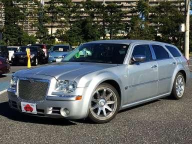 2007 AT Chrysler 300C GH-LE57T