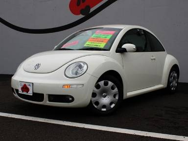 2007 AT Volkswagen New Beetle GH-9CBFS