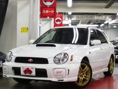 2002 MT Subaru Impreza GH-GGB