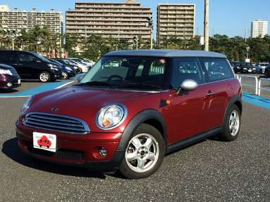 2008 CVT BMW MINI ABA-ML16