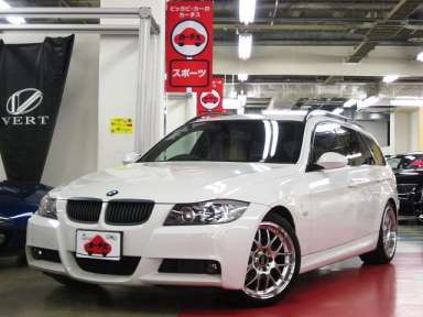 2006 AT BMW 3 Series ABA-VS25