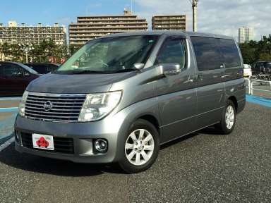 2007 AT Nissan Elgrand CBA-E51