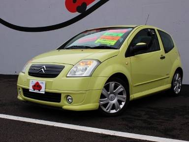 2007 AT Citroen C2 ABA-A6NFU