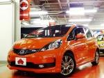2011 CVT Honda Fit DBA-GE8