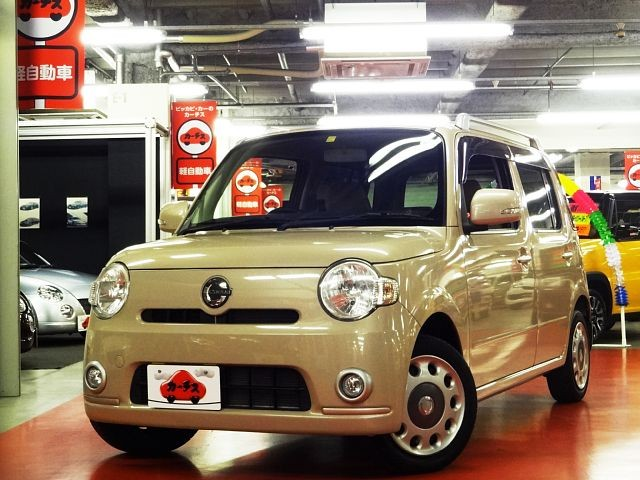 CVT Daihatsu Mira Cocoa DBALS For Sale Carpaydiem - Cocoa car show