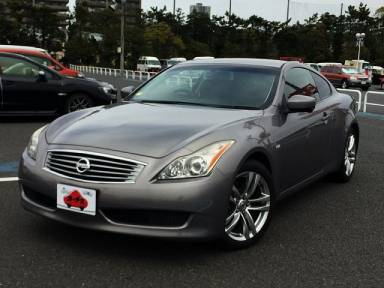 2008 AT Nissan Skyline DBA-CKV36