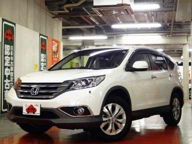 2012 CVT Honda CR-V DBA-RM1