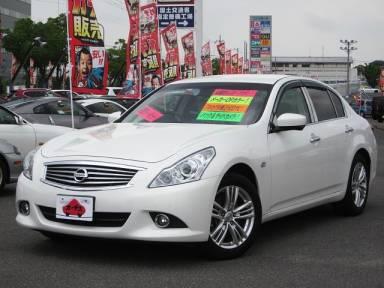 2011 AT Nissan Skyline DBA-V36