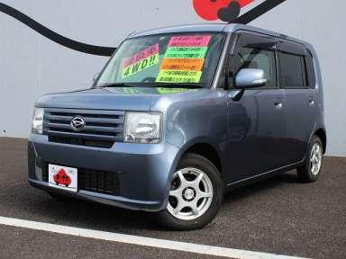 2008 CVT Daihatsu Move Conte DBA-L585S