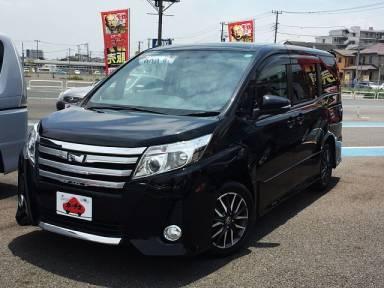 2014 AT Toyota Noah DBA-ZRR80W