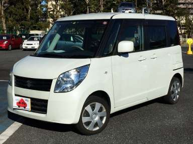 2010 CVT Suzuki Palette DBA-MK21S