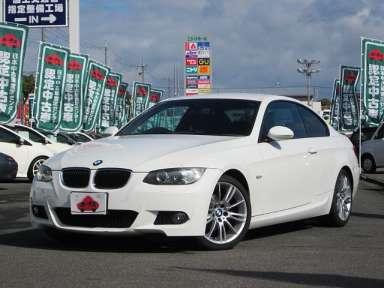2008 AT BMW 3 Series ABA-WA20