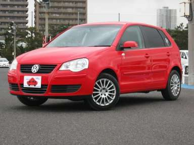 2008 AT Volkswagen Polo ABA-9NBUD