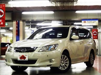 2010 CVT Subaru Exiga DBA-YA4