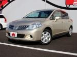 2009 AT Nissan Tiida DBA-C11