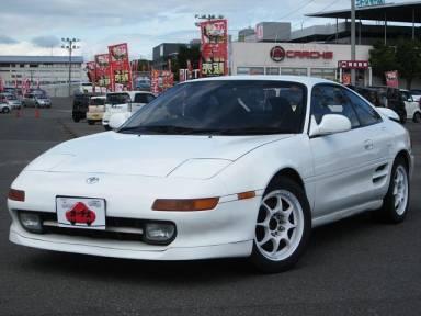 1994 MT Toyota MR2 E-SW20