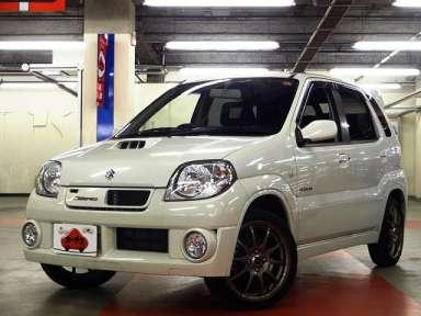 2008 MT Suzuki Kei ABA-HN22S