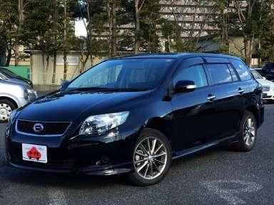 2009 AT Toyota Corolla Fielder DBA-NZE141G