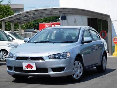 2008 AT Mitsubishi Galant Fortis DBA-CY4A