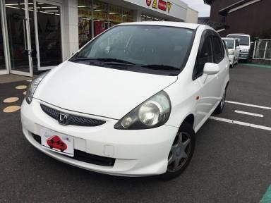 2005 AT Honda Fit DBA-GD1