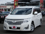 2012 CVT Nissan Elgrand DBA-TE52